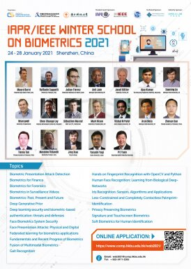 IAPR/IEEE Winter School on Biometrics 2021