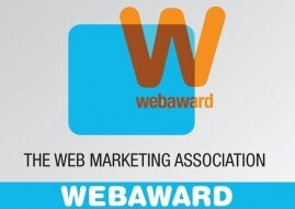 HKBU Research Website Wins WebAward 2020