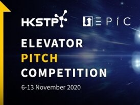 Elevator Pitch Competition 2020 - Call for Application
