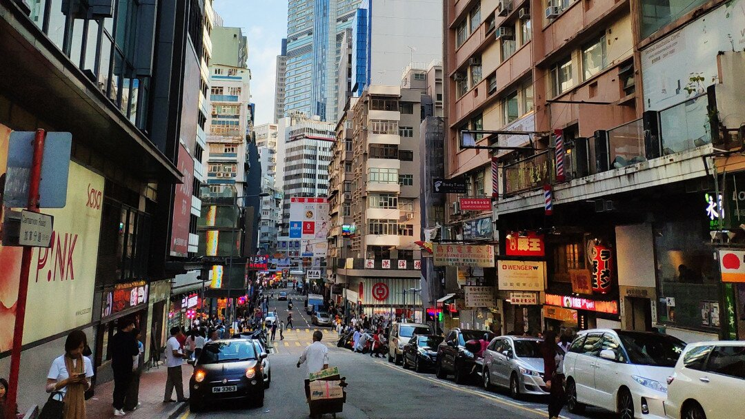 Cultural Conflict in Hong Kong: Angles on a Coherent Imaginary
